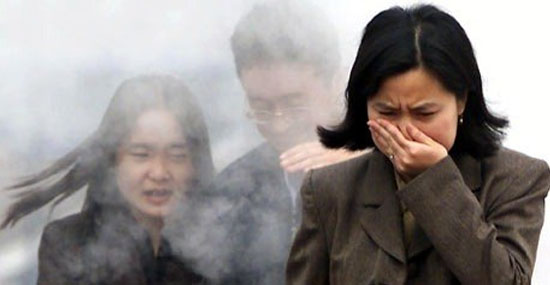 Os piores cheiros do mundo
