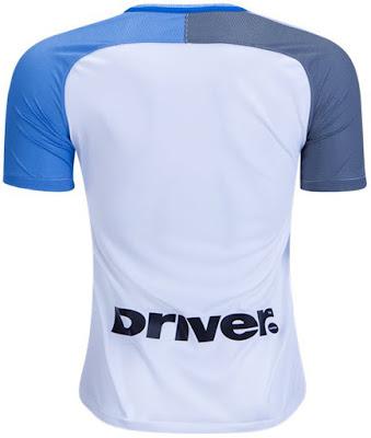 Nike Inter Milan Away Jersey 17-18 Official Kit