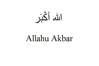 Arti Allahu Akbar