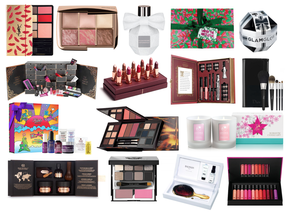 £50+ Luxury Beauty Christmas Gifts