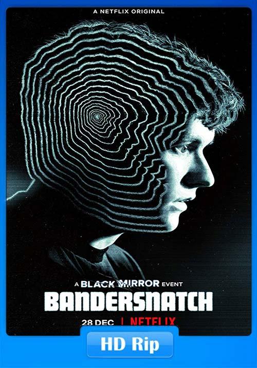 Black Mirror Bandersnatch 2018 720p WEB-DL x264 | 480p 300MB | 100MB HEVC Poster