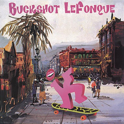 Buckshot LeFonque - Music Evolution - (1997)
