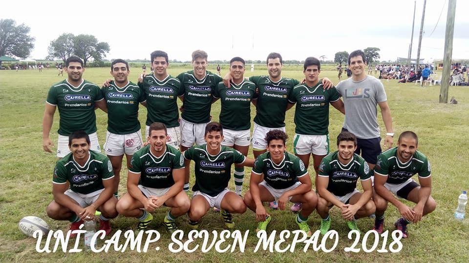 Univeristario de Salta Campeón Copa de Oro - Seven MEPAO 2018