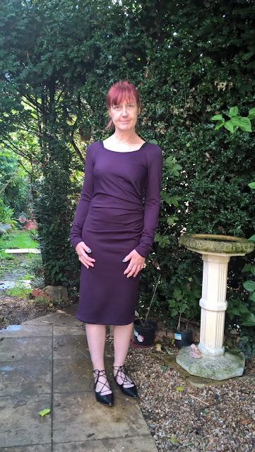 https://brackencrafts.blogspot.com/2018/10/winter-capsule-wardrobe-purple-dress.html