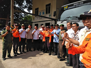 BPBD Indramayu Antisipasi 7 Titik Banjir