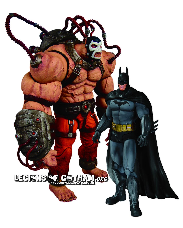 batman news batman fansite legions of gotham batman arkham asylum bane vs batman action. Black Bedroom Furniture Sets. Home Design Ideas