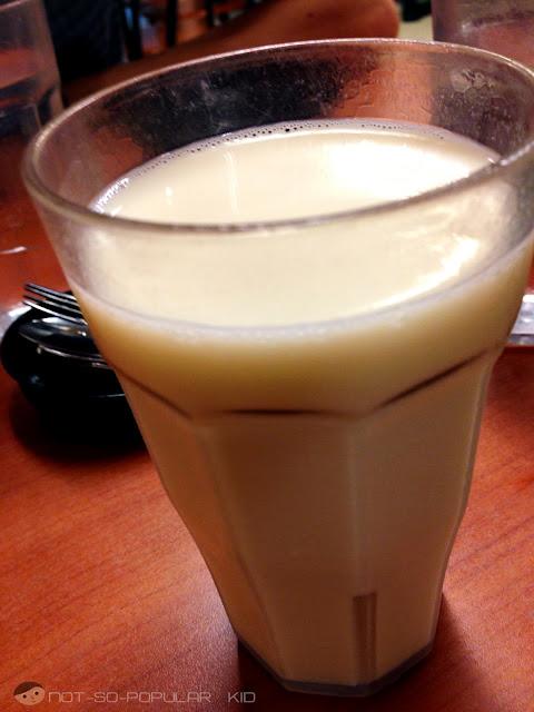 Tasty Soya Milk of Tasty Dumpling