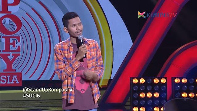 [VIDEO] Dana SUCI 6 Show 14: Bersin Bikin Jelek