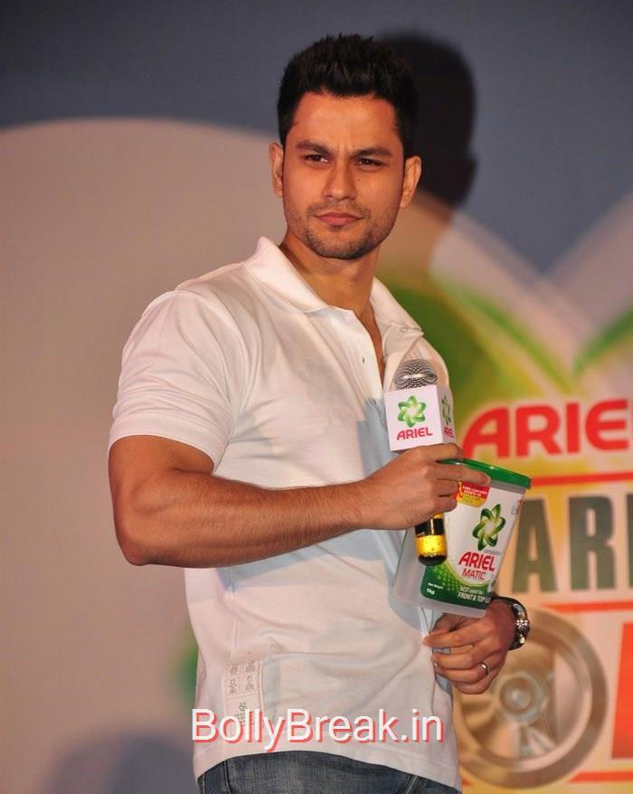 Kunal Khemu, Soha Ali Khan Masaba Gupta Hot Pics at Ariel Men & Women Washcare Label Launch