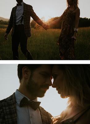 matrimonio ecologico foto