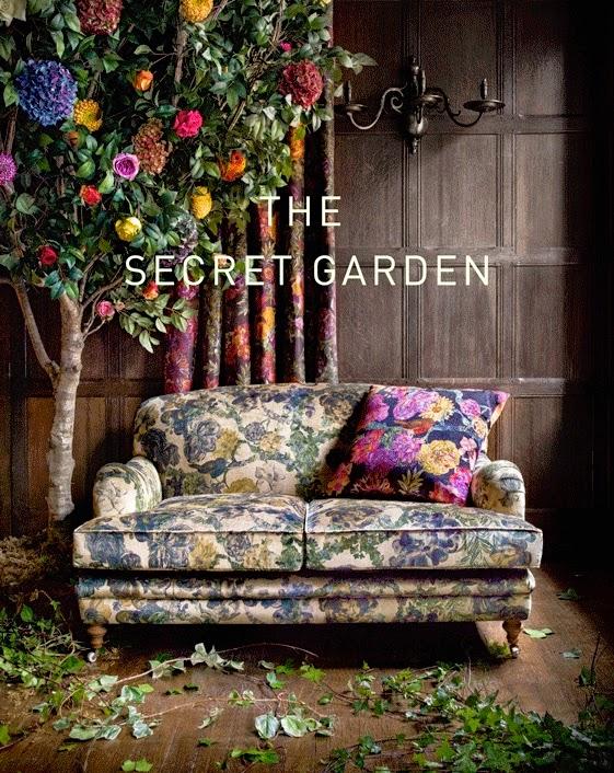 atelier anne lavit artisan tapissier d corateur 69007 lyon liberty fabrics the secret garden. Black Bedroom Furniture Sets. Home Design Ideas