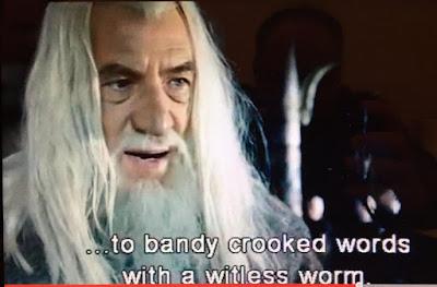 Spadaro's witless worm tweet