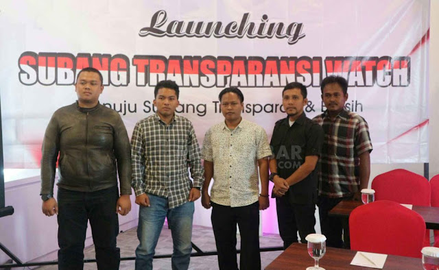 Subang Transparansi Watch Soroti Aliran Dana Pembangunan Pasar Baru