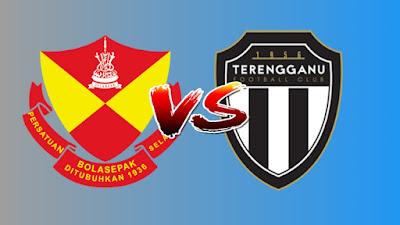 Live Streaming Selangor vs Terengganu Liga Super 29 Mac 2019