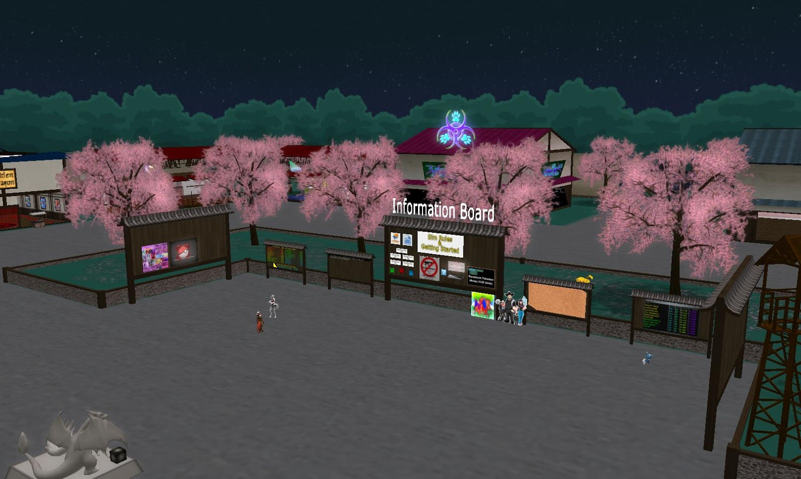 Second Life Newser Coming Soon Pokemon Sim In Second Life