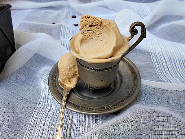 receita gelado de cafe