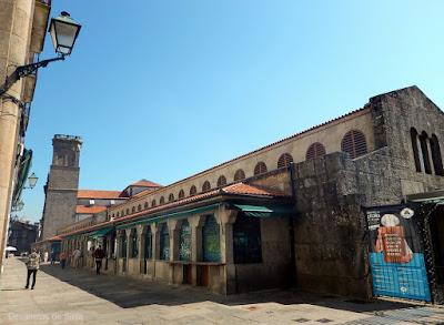 Mercado de Abastos - Santiago de Compostela