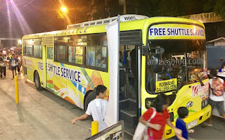 Free Shuttle from Robinsons Galleria Cebu