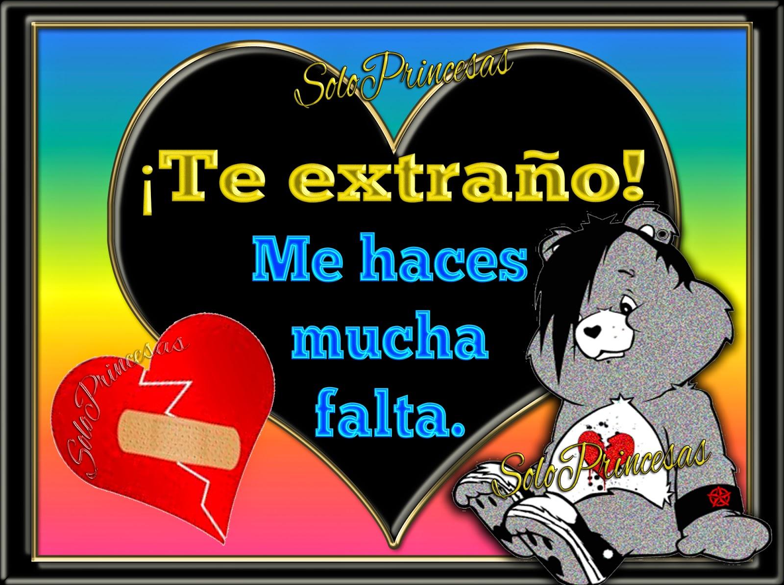 Mi Amor Lejano Me Haces Falta Cosas Para Mi Muro Ya No Me Haces