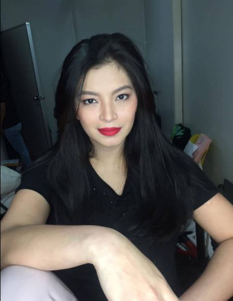 Angel Locsin Proud Endorser Of Avon, Shows The Results Of Using Avon Lipstick!