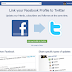 How to Connect My Facebook to Twitter
