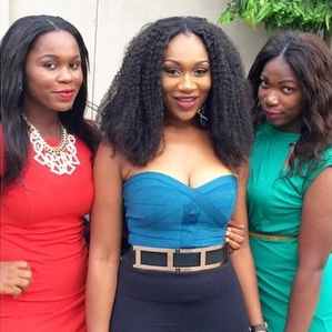 ebube nwagbo sisters