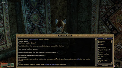 What makes or breaks it?: A Look at Morrowind (with a few