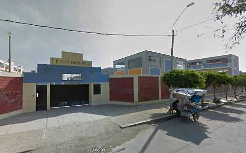 Colegio VICTOR MANUEL MAURTUA - Parcona
