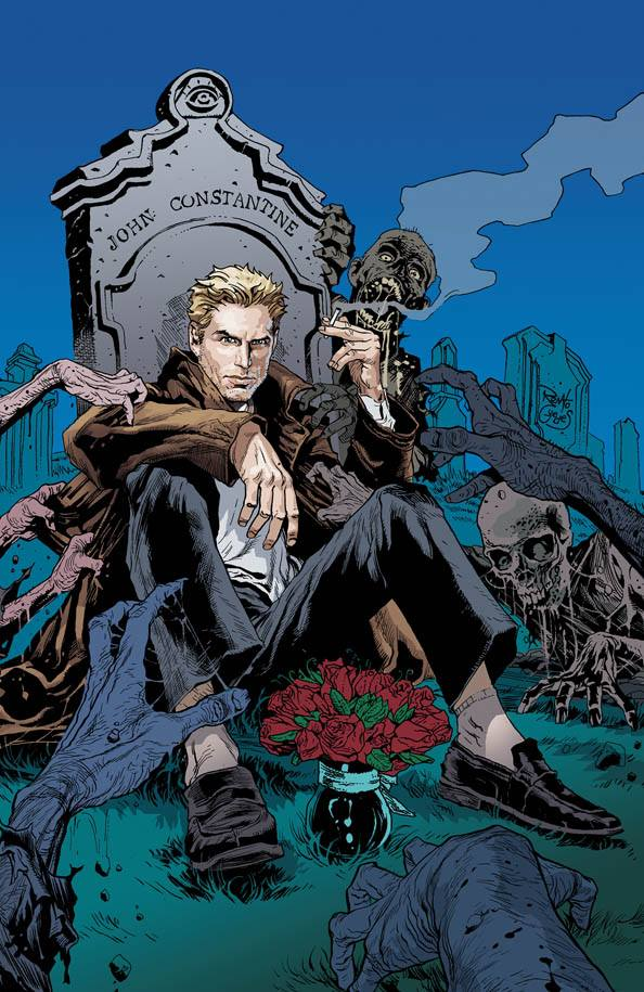 Constantine 2013 [The New 52]