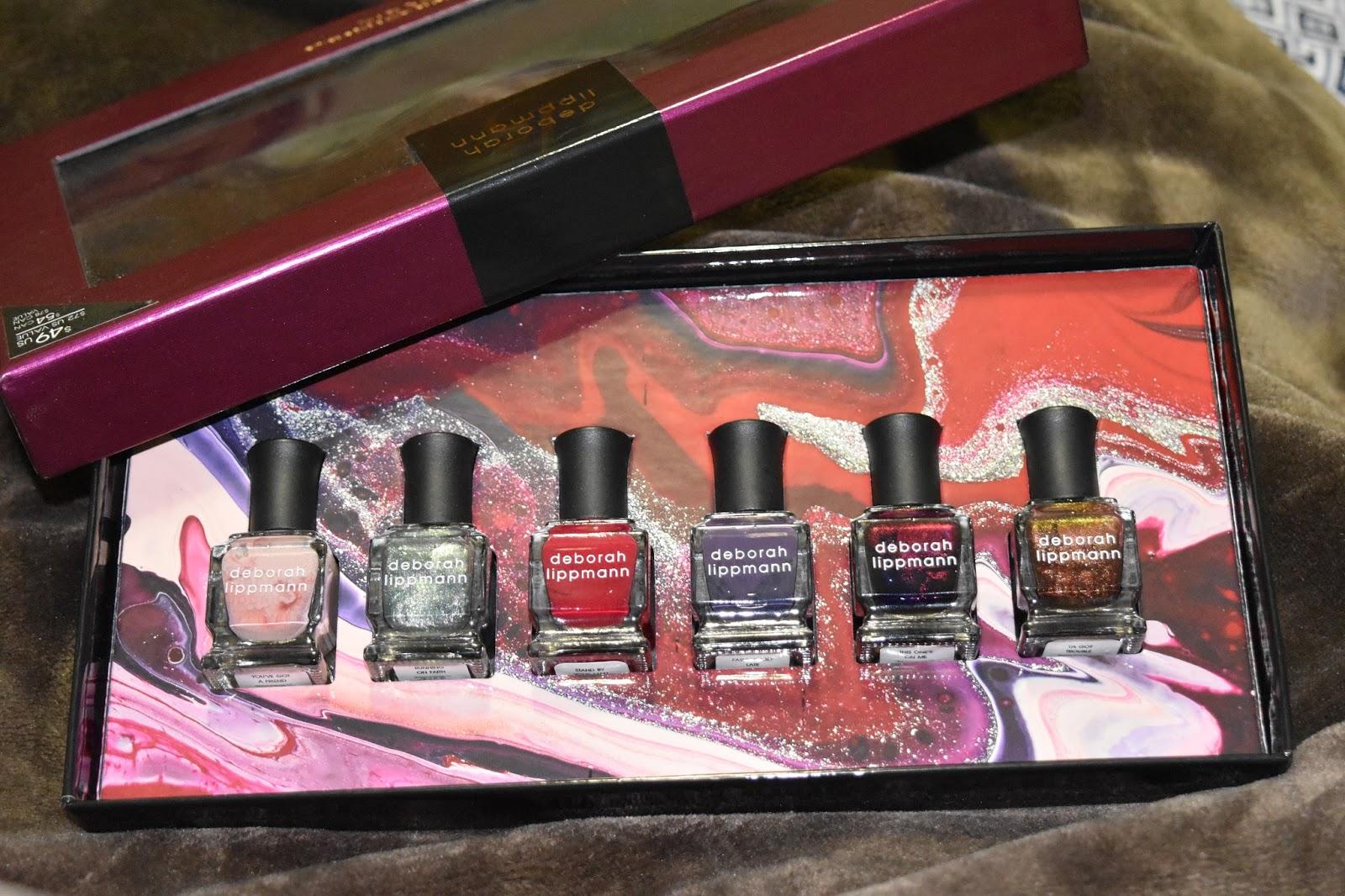 Deborah Lippmann Nail Lacquer Set | Aim For Glam