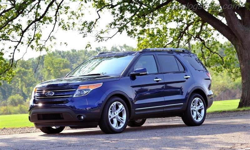 صور سيارة اكسبلورر 2013 - اجمل خلفيات صور عربية اكسبلورر 2013 -Ford Explorer Photos Ford-Explorer-2012-01.jpg