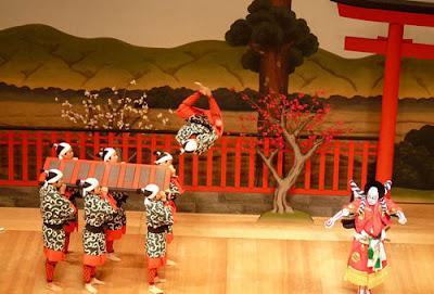 Unsur - Unsur Penunjang Teater Klasik Kabuki Jepang