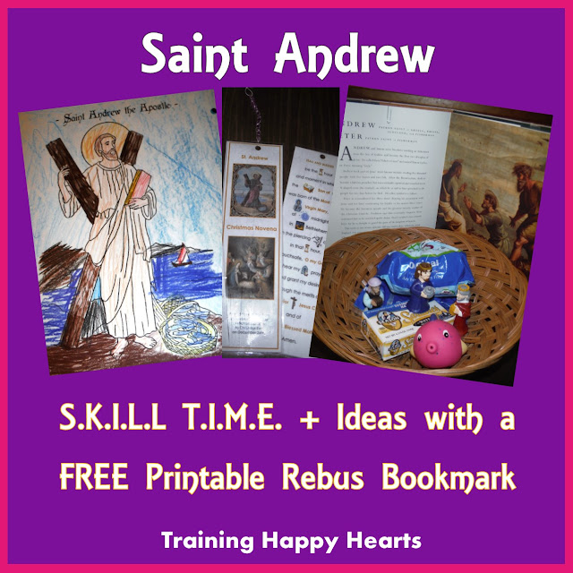 graphic about St Andrew Novena Printable referred to as Doing exercises Satisfied Hearts: Get pleasure from Saint Andrew