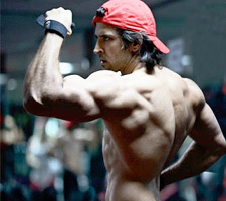 Celebrities and bodybuilding photos: Hrithik Roshan Body ...