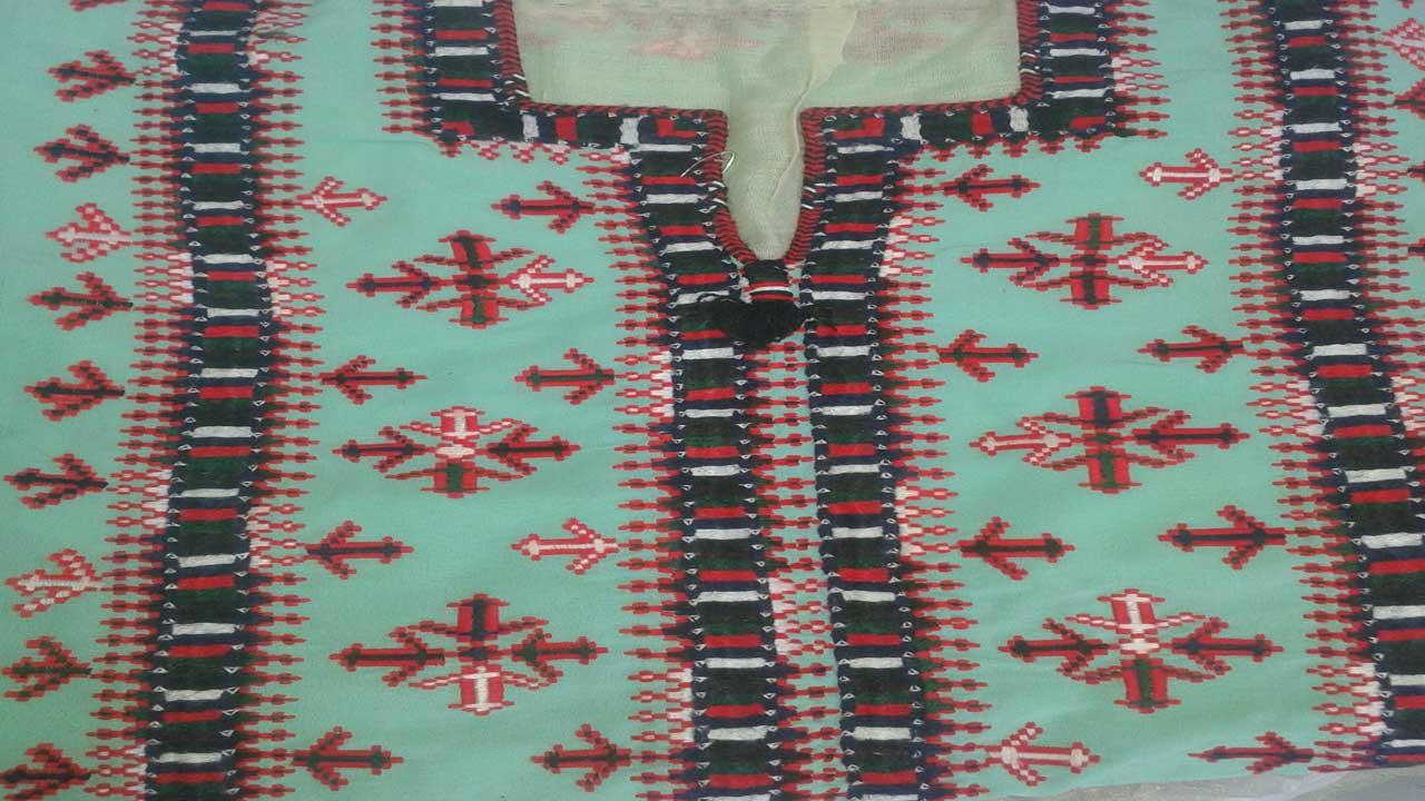 balochi dress photo - 6