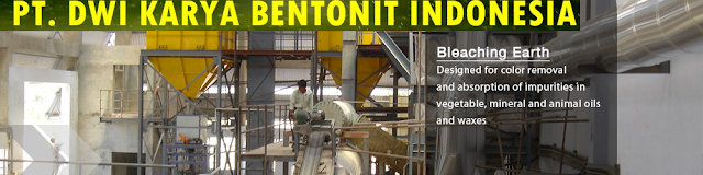 Lowongan Kerja PT Dwi Karya Bentonit Indonesia Job: Quality Control.