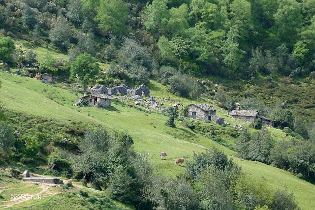 Majada Traslafuente - Piloña - Asturias