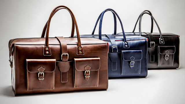 Stylish Lather Bags