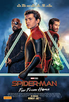 Spider-Man: Far From Home (2019) Dual Audio [Hindi-Cleaned] 720p HDRip ESubs Download
