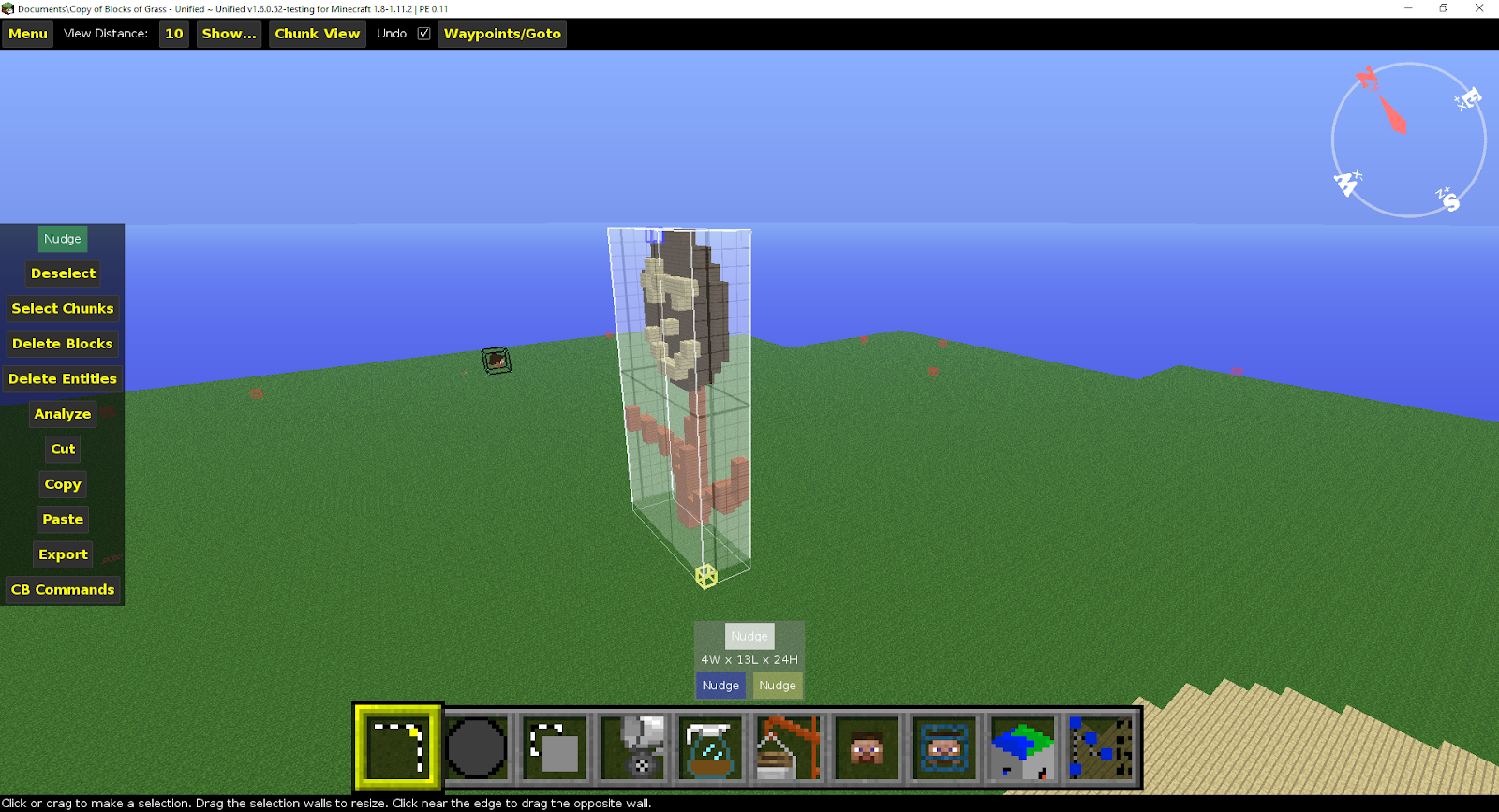 Minecraft EduElfie: Guide: 3D Printing from Minecraft: Education Edition