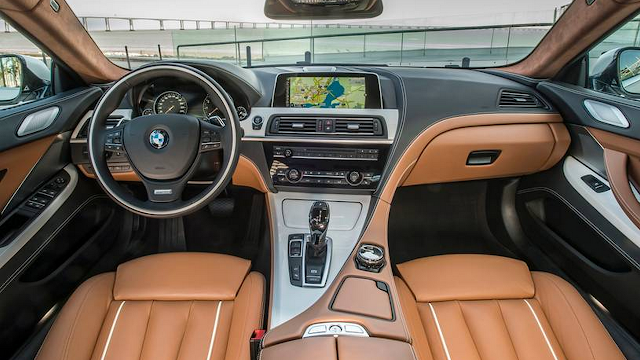 2019 BMW 6 Series Gran Coupe Review