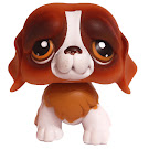 Littlest Pet Shop 3-pack Scenery St. Bernard (#229) Pet