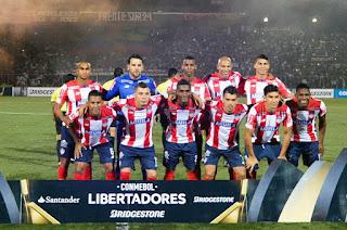 Atlético Junior enfrenta al Atlético Tucumán en Copa Libertadores 2017