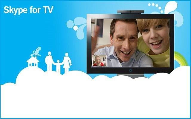 Microsoft Ending Skype For TV Support From June 2016
