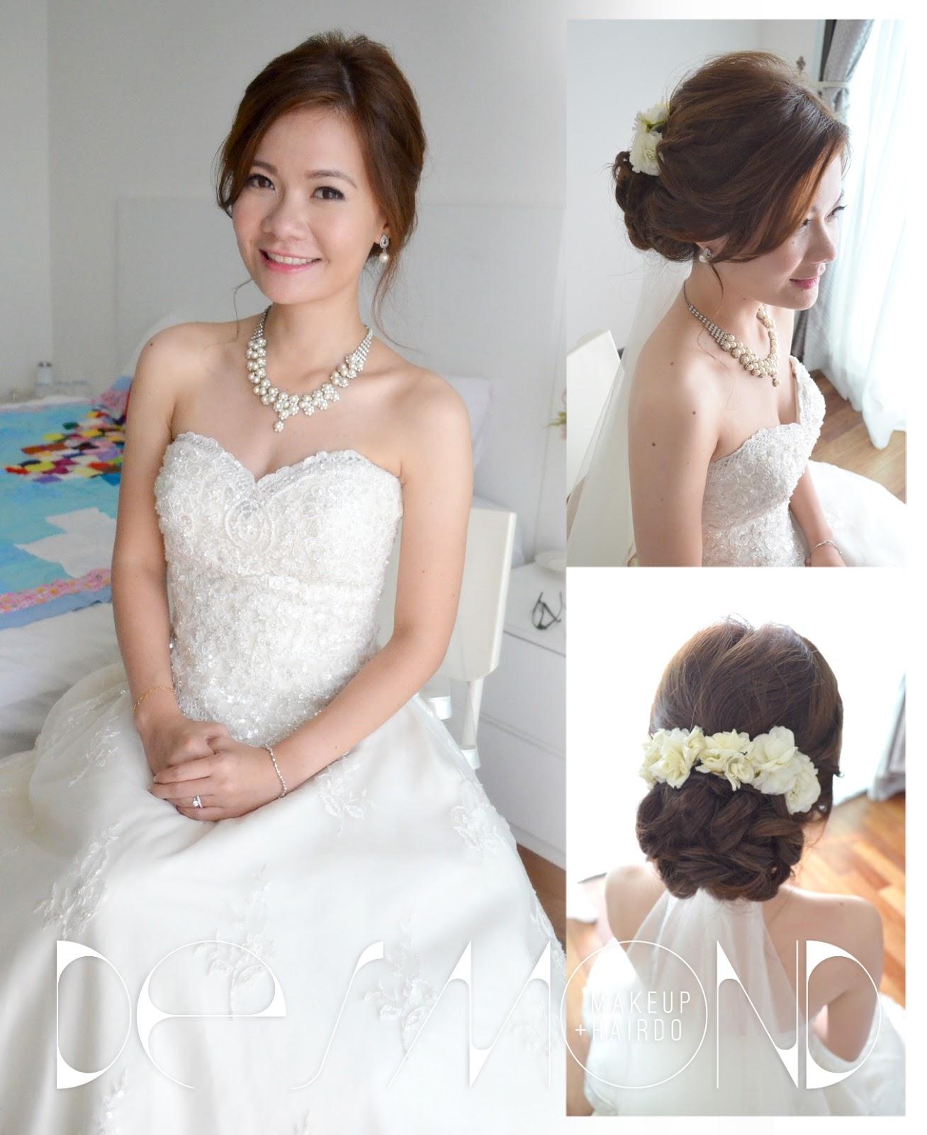 Desmond Bridal Makeup: Korean Concept