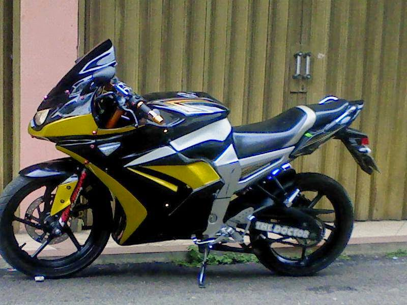 ide modifikasi byson model gp