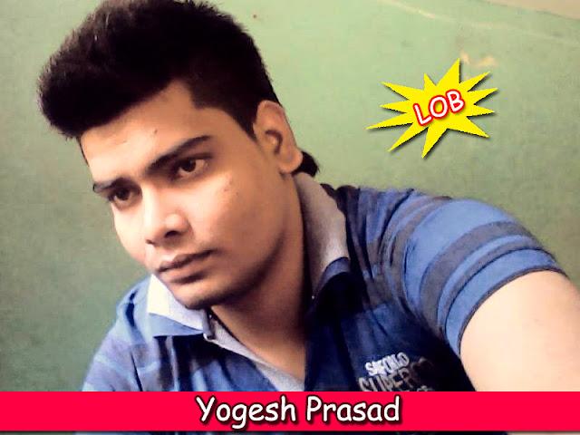 Yogesh Prasad from yogeshprasad.com