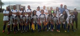 Futebol Feminino de Base de Registro-SP vence e conquista vaga na fase regional do Estadual