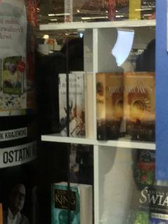"""""""To książka wybiera nas"""" MUZA S.A. - """"Labirynt duchów"""" przedpremierowo, fot. paratexterka ©"""