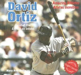 bookcover of DAVID ORTIZ: BASEBALL STAR  (Sports Superstars)  by Ann Hoffman